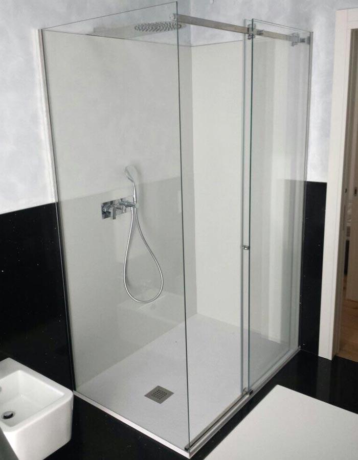 Vivere il vetro box doccia vetro archivi vivere il vetro - Il box doccia ...
